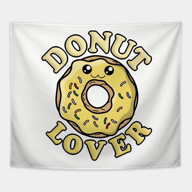 Kawaii Donut Lover!