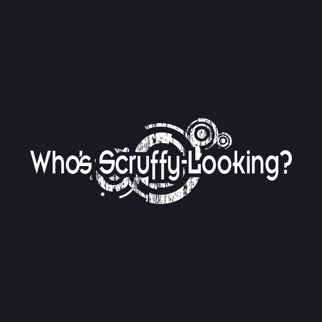 Who's Scruffy Looking?