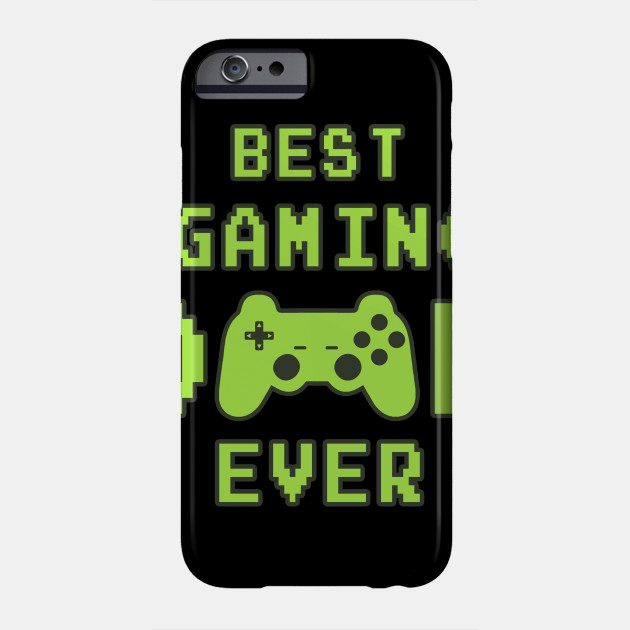 Best Gaming Dad Ever Father Father's Day geek Phone Case