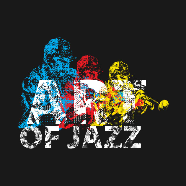 Art of Jazz Abstract Modern Style Theme