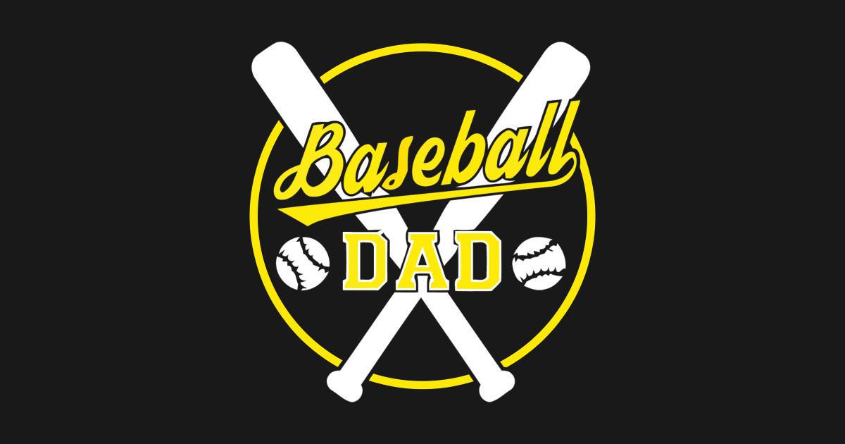 33f3b58f Baseball Dad T Shirt Fathers Day Gift (4) - Baseball Dad Fathers Day ...