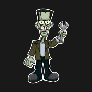 Frankenstein with Wrench