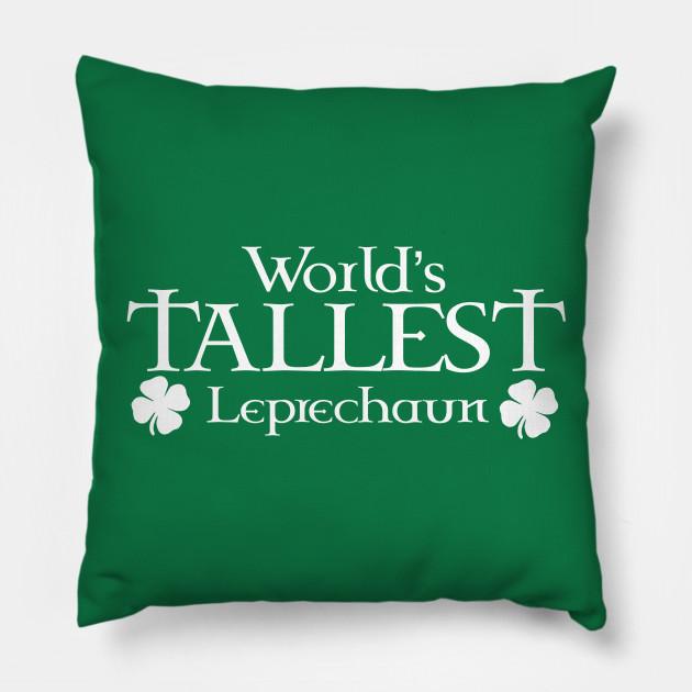 Worlds Tallest Leprechaun