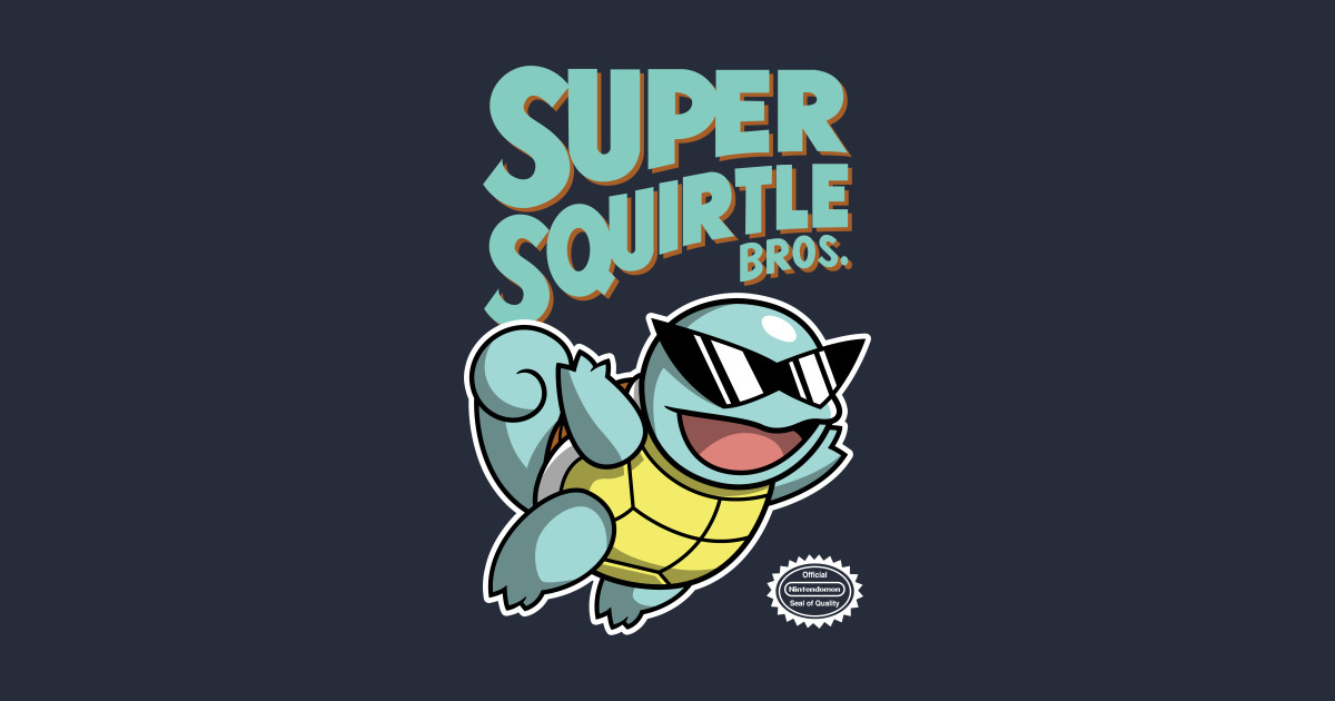 Squirtle T-Shirts   TeePublic