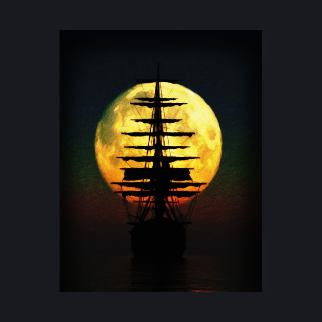 Pirates Of The Blood Moon