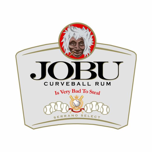 3fdd94fd219 Jobu Rum - Major League - Baseball T-Shirt