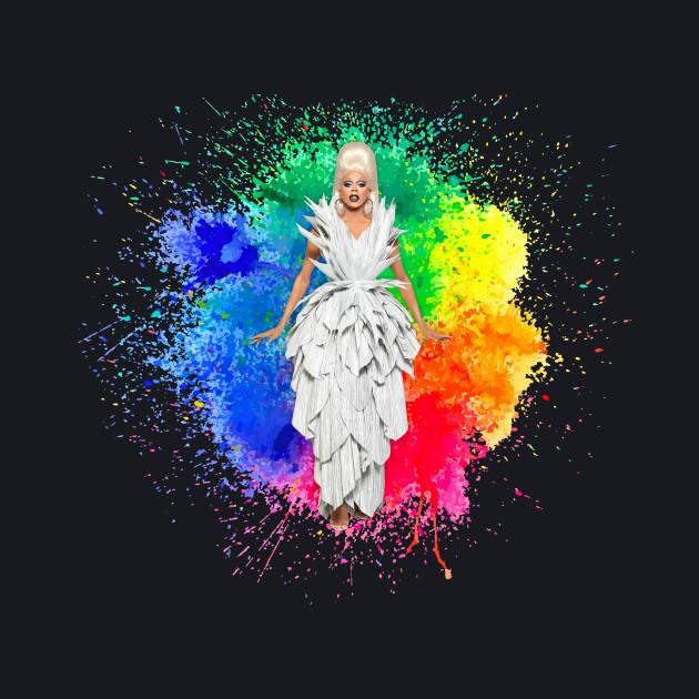 RuPaul - Rainbow Queen