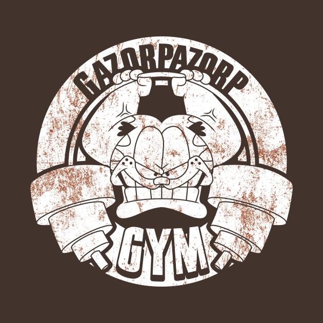 Gazorpazorp Gym