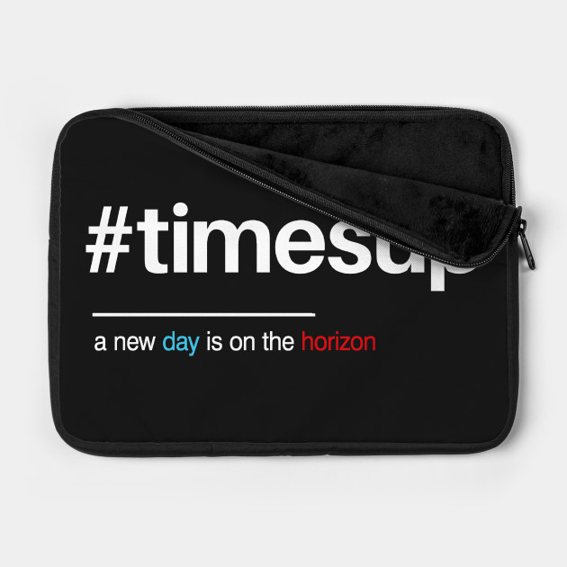 Time's Up Hashtag Shirt for Women's Rights
