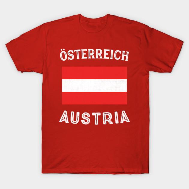 austria flag austria t shirt teepublic