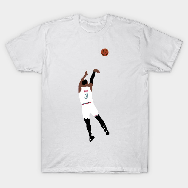 on sale c5e33 57ddd Dwyane Wade Game winner