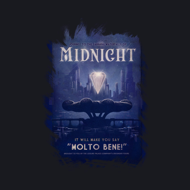 Midnight - It'll make you say MOLTO BENE!