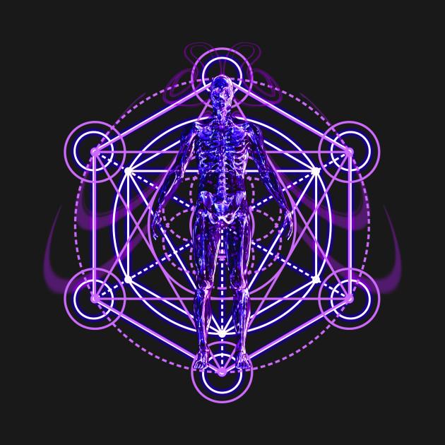 Sacred Human Body and Geometry