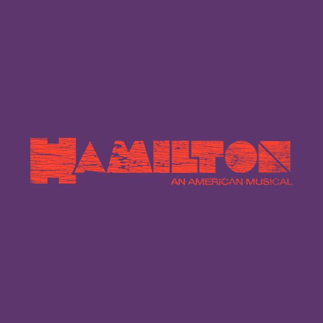 "HAMILTON ( a la ""Company"")"