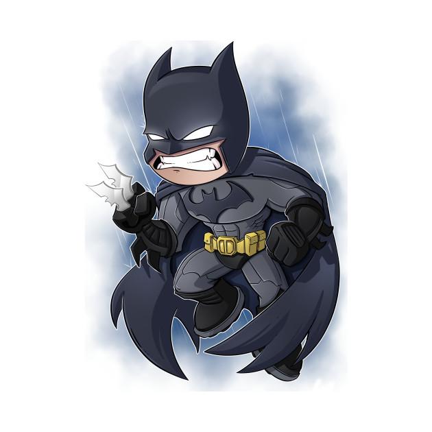 Cute Batman - Batman - Mug | TeePublic