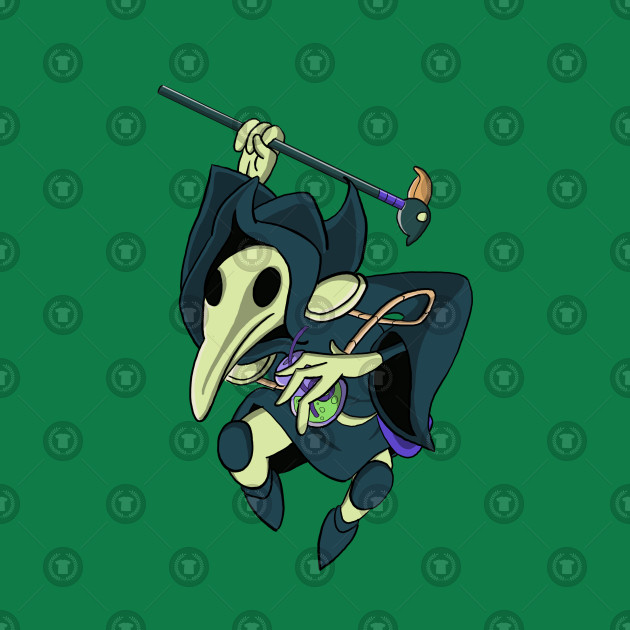 Plague Knight (full color)