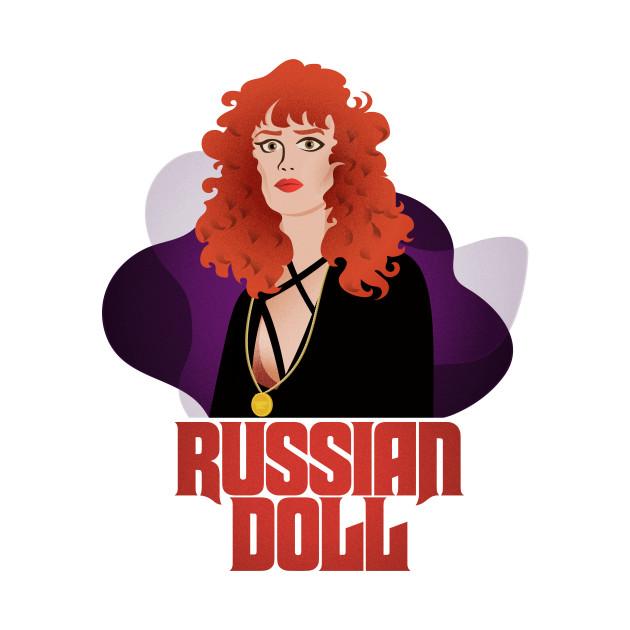 Russian Doll by Netflix (Fan Art)
