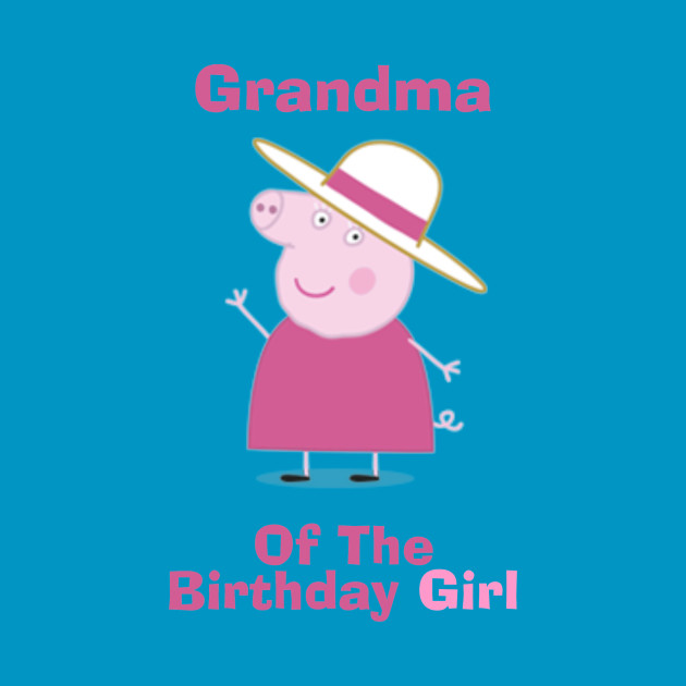 grandma (HBD) of girl