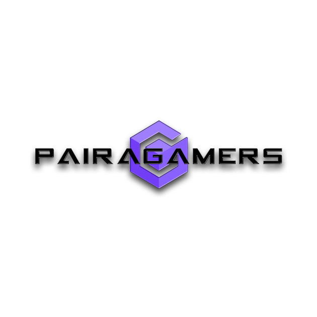 PairaGamers using GameCube font