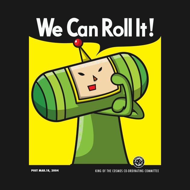 We Can Roll It!