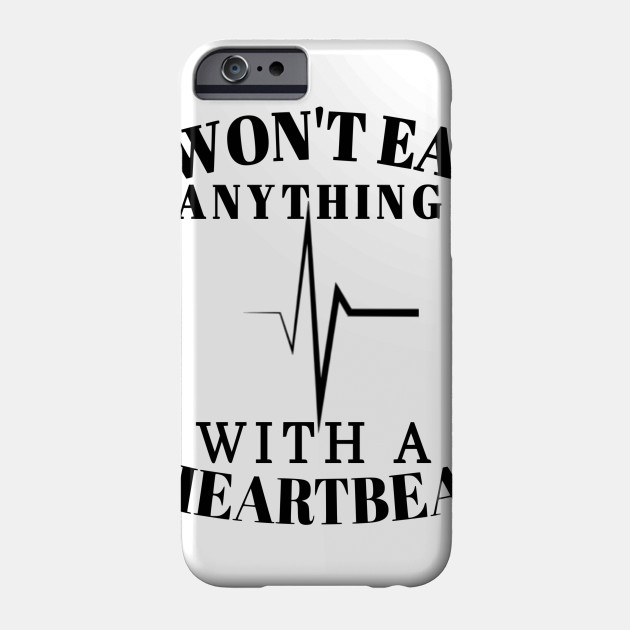 Cool Vegan Design Gift Idea Vegans Phone Case