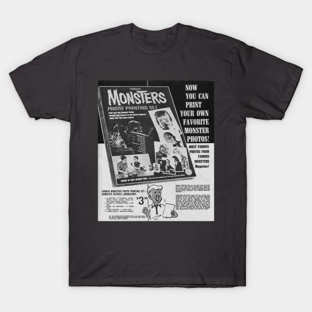 Monster T Shirt Teepublic Au