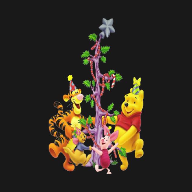 902368 1 - Pooh Christmas