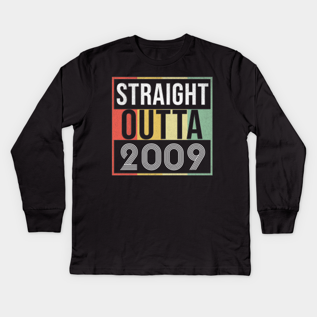 Straight Outta 2009 - Born In 2009