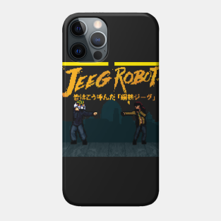 Jeeg Robot Phone Cases - iPhone and Android | TeePublic