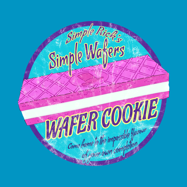 Simple Rick's Simple Wafer's Wafer Cookie