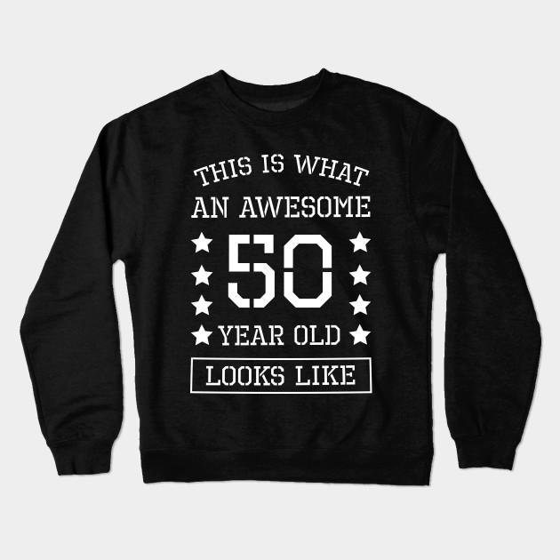 50th Birthday T Shirt Gift