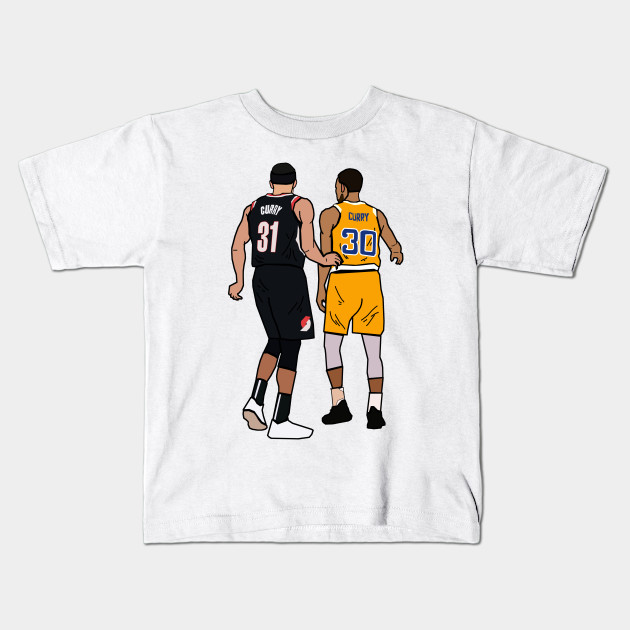 half off 0697a db075 Steph Curry x Seth Curry 'Splash Brothers' - Portland Trailblazers/Golden  State Warriors