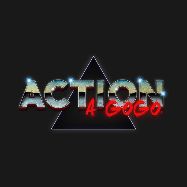 Action A Go Go Official Tee
