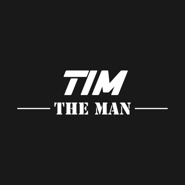 Tim The Man   Team Tim   Tim Surname