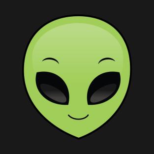 Alien Emoji t-shirts