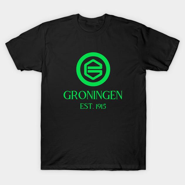 Fc Groningen Groningen T Shirt Teepublic