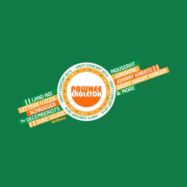 Pawnee Unity Concert Tee!!