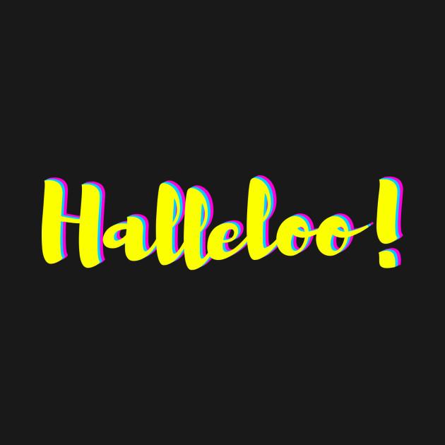 Halleloo! Shangela