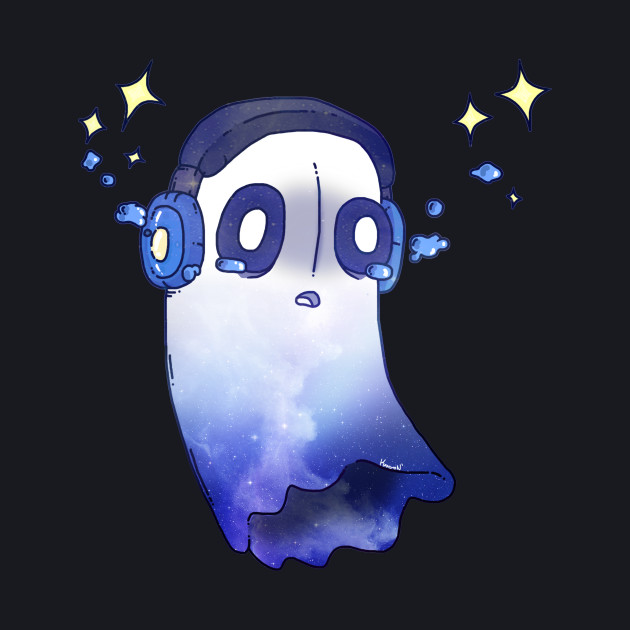 Undertale Napstablook Galaxy (Outertale)
