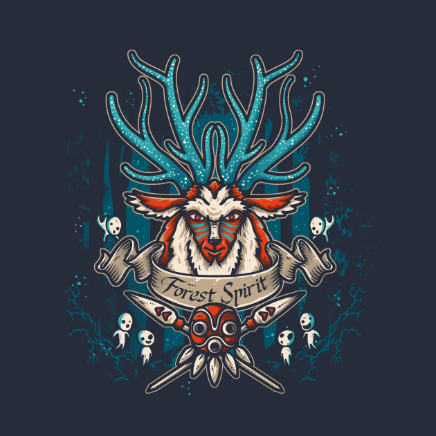 Forest Spirit T-Shirt
