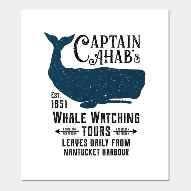 Moby Dick - Ahab's Whale Watching Tours