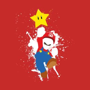 Mario Paint t-shirts