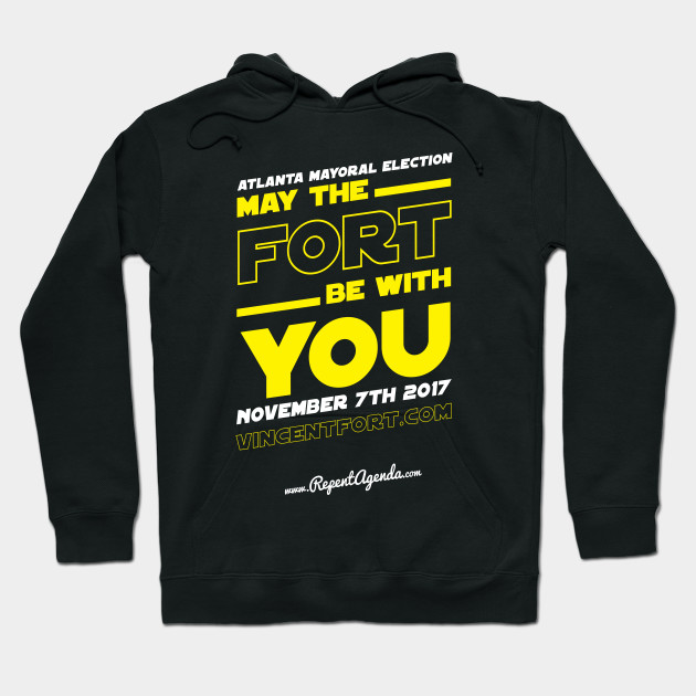 MAY THE FORT BE WITH YOU