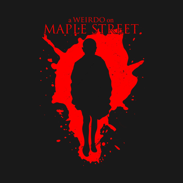 A Nightmare On Maple Street T-Shirt
