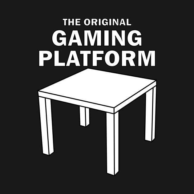 The Original Gaming Platform