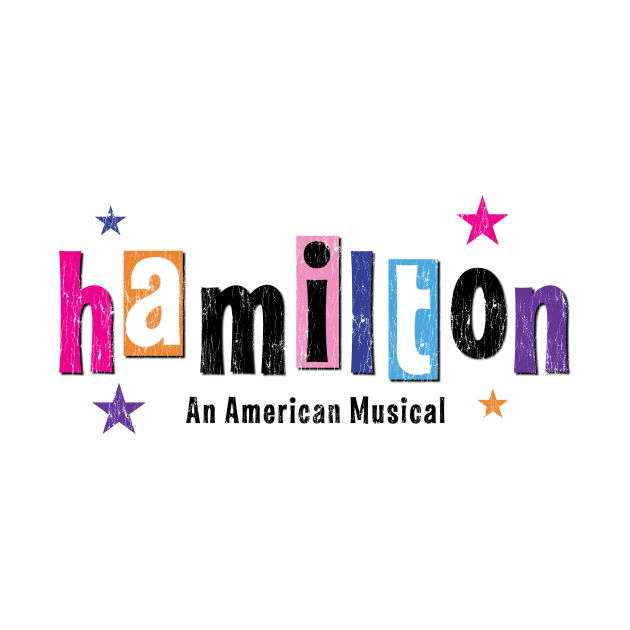 """HAMILTON (a la """"Hairspray"""")"""
