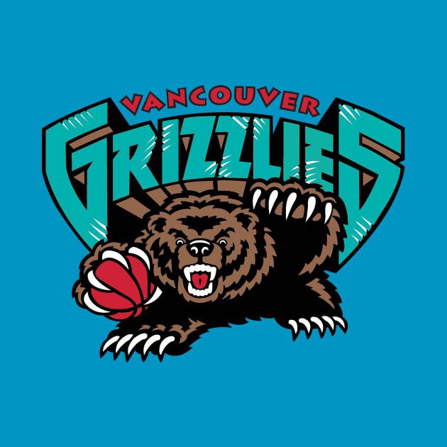 NBA Vancouver Grizzlies Retro