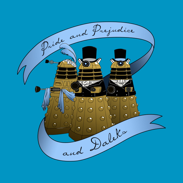 Pride and Prejudice and Daleks