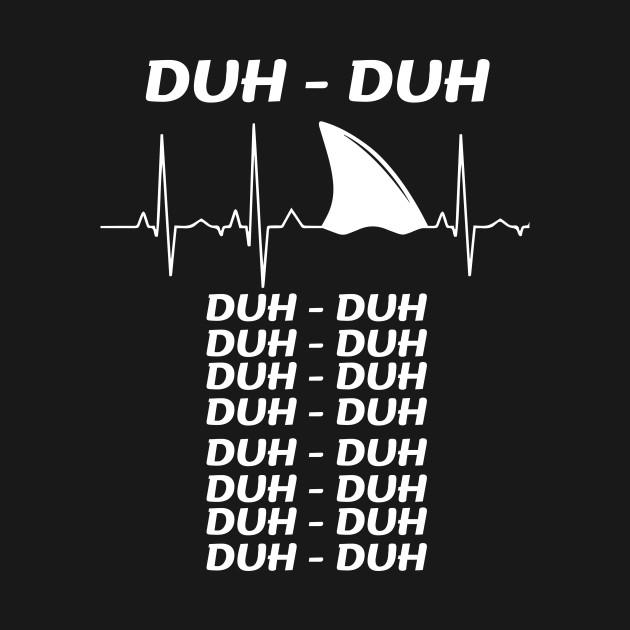 Funny Duh Duh Shark Music Design