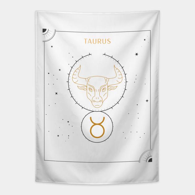 Taurus | Astrology Zodiac Sign Design